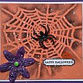 Carte avec contraintes : halloween