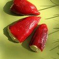 Piments doux farcis