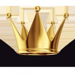 couronne thème princier