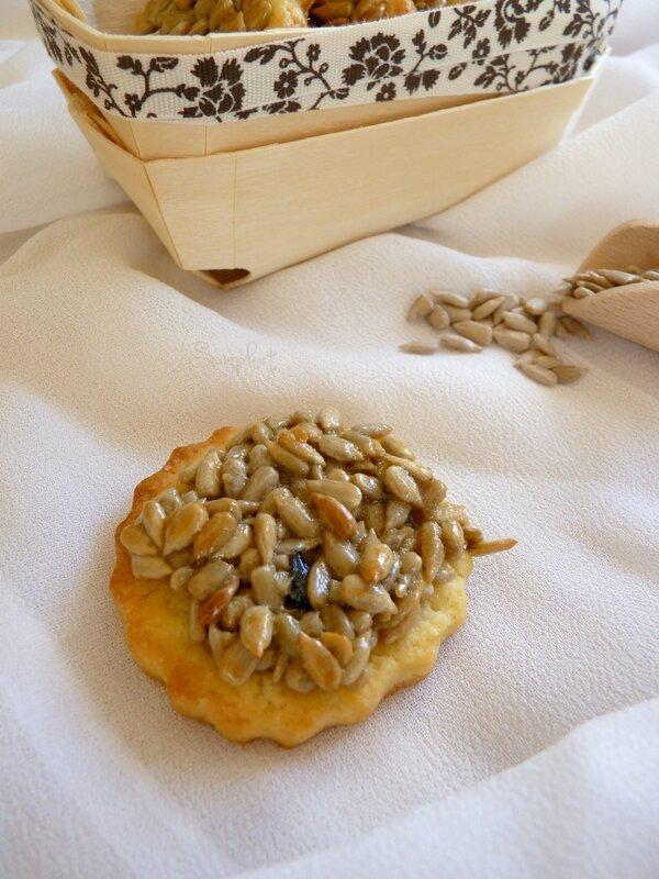 Biscuits graines tournesol 2