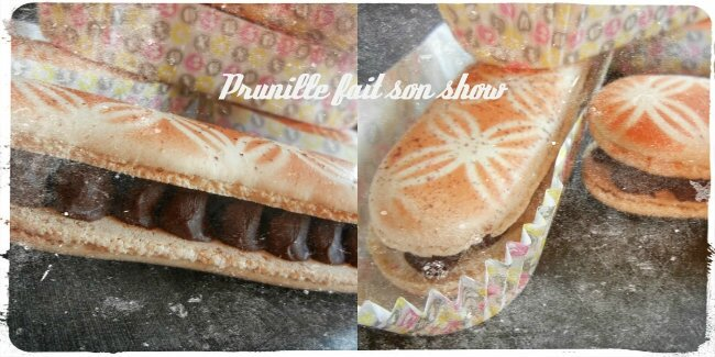 collage mac éclair prunillefee
