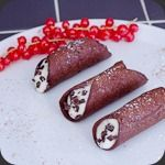 Cannoli chocolat-cannelle