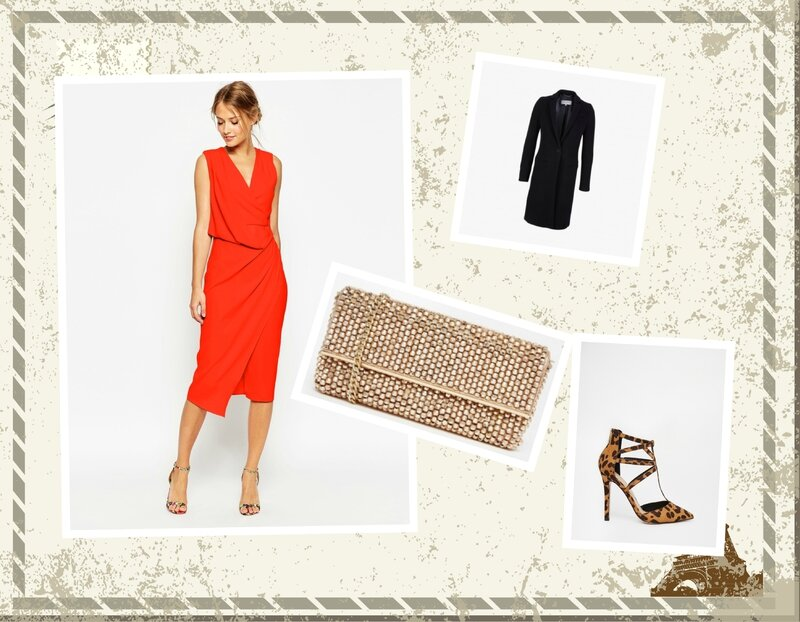 Look invitée mariage hiver 6