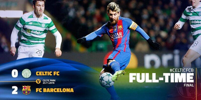 Ligue des champions, Résumé Celtic Barcelone, vidéo Celtic Barcelone, but Celtic Barcelone, but Messi ,