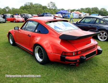 Porsche 911 Turbo Slantnose de 1982 (Retro Meus Auto Madine 2012) 02