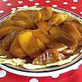 tarte tatin aux mangues