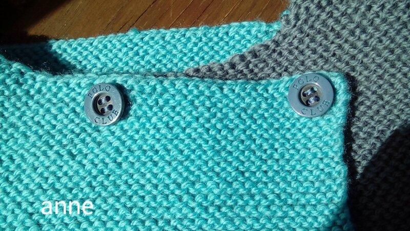 brassière bleue rayée ancien modèle Phildar tricotez calin 2002 (5)