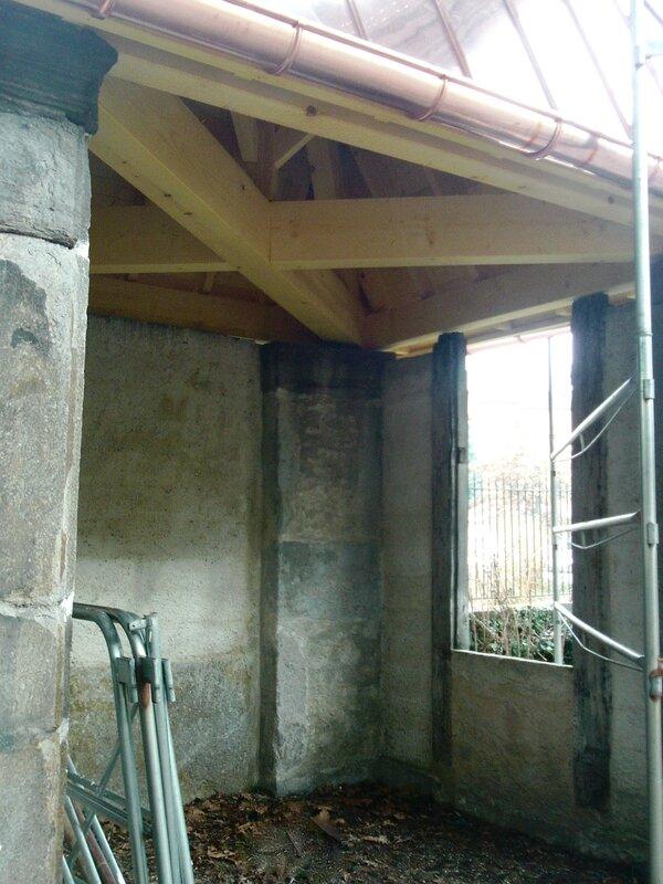 toit conique en cuivre (5)