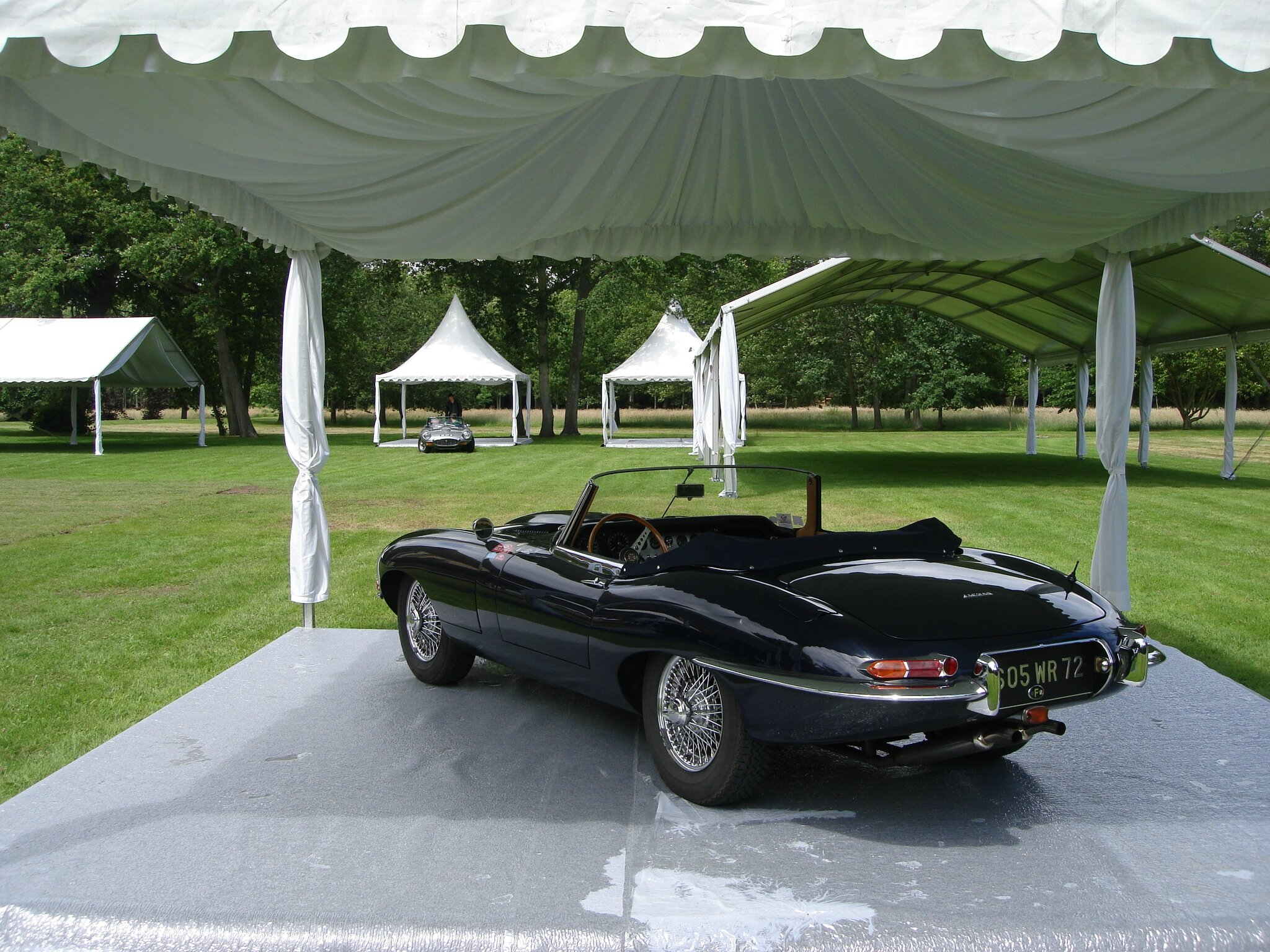 Jaguar type e vendre club auto passion for Garage provost le mans