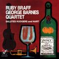 Ruby Braff and the George Barnes Quartet - 1975 - Plays Rodgers & Hart (Concord Jazz)