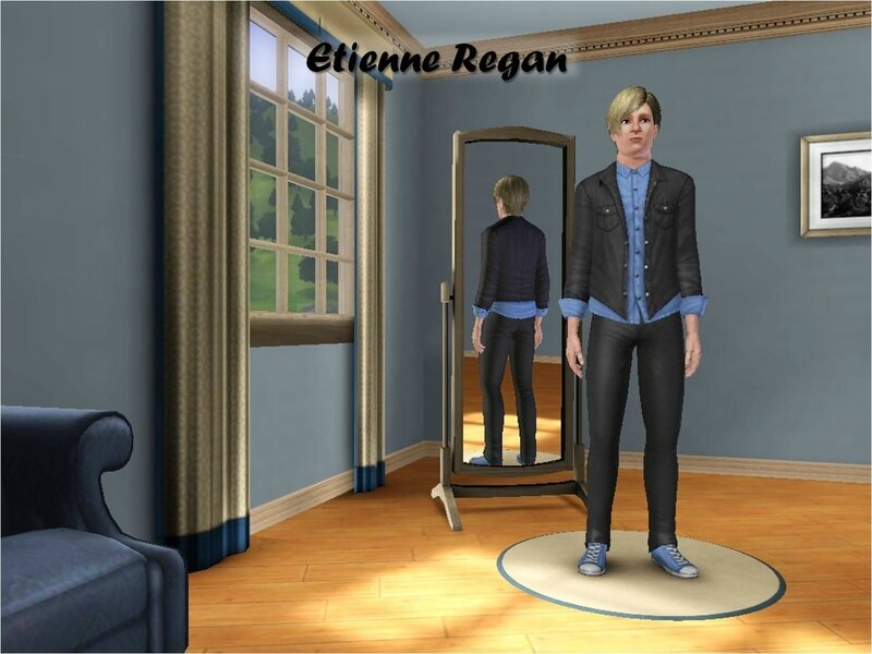 Etienne Regan