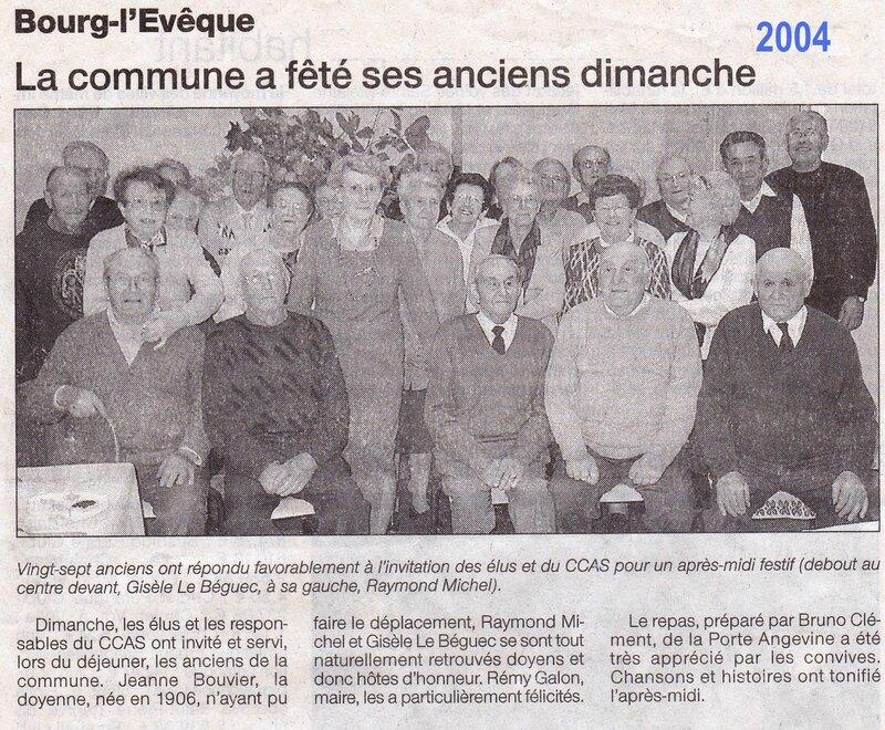 LES ANCIENS 2004