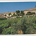 Trans en Provence-Vue sur le village