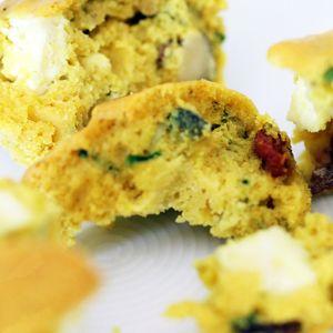 muffins salés de cléa interieur
