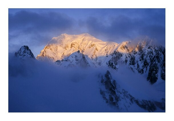 Mont-Blanc © Tous droits réservés.