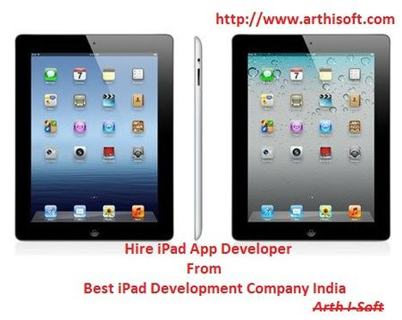 Hire iPad App Developer From Best iPad Development Company India