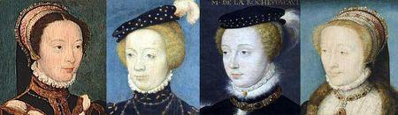 France - années 1550