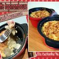 Cocotte topinambours lard fum & parmesan
