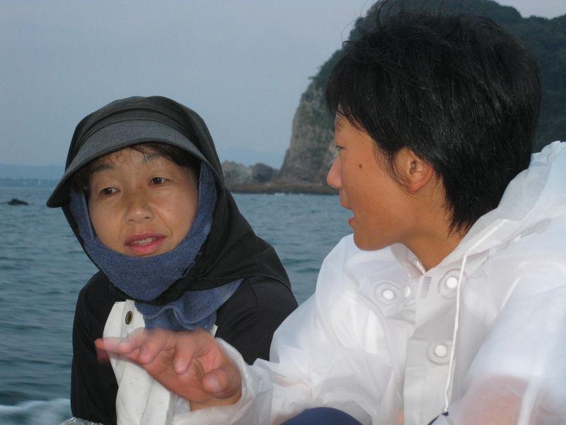 Hoka sensei et Ms. Homada