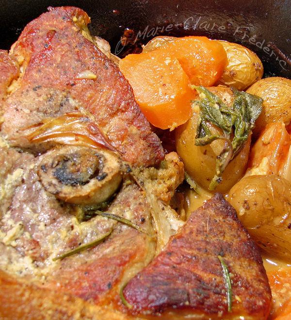 Comment cuisiner jambon rouelle porc - Comment cuisiner le porc ...
