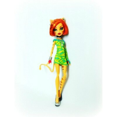 poupee monster high toralei