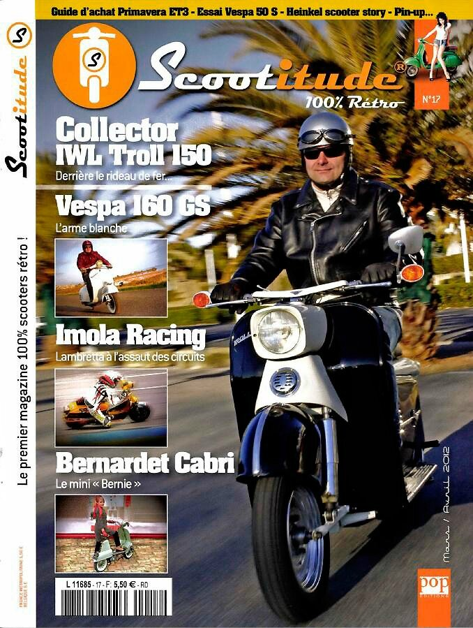 Scootitude n°17 _ mars/avril 2012