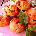 cookies chorizo basilic et parmesan - LA CUISINE DANNA PURPLE 2