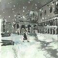 Seule Venise. Christine Doucedame.