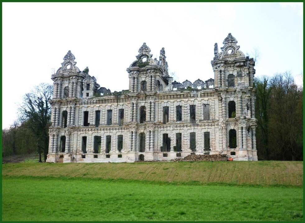 Chateau mennechet jardin anglais for Brocante jardin anglais
