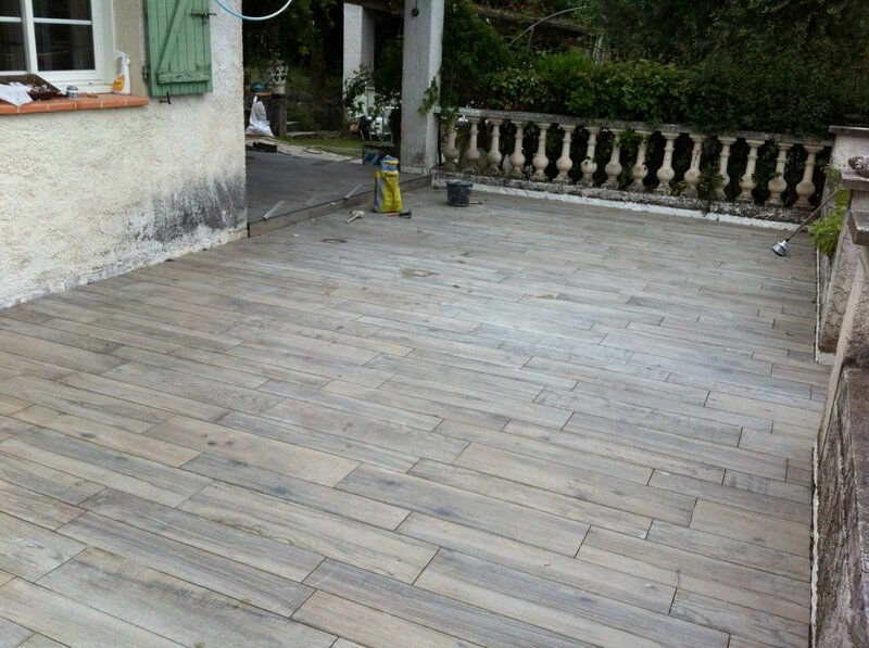 Pose joint carrelage sol exterieur evreux bordeaux for Pose de carrelage sur terrasse