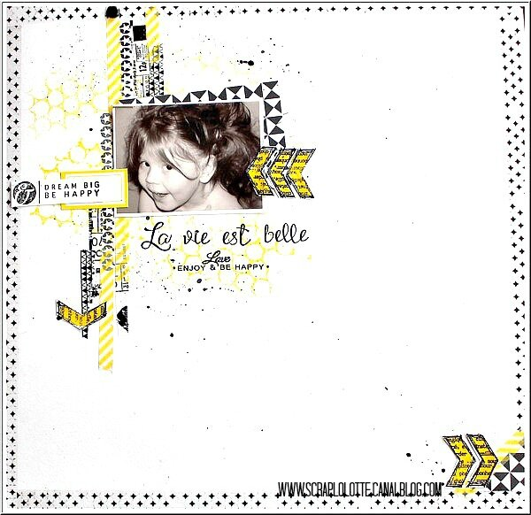 lolotte toga challenge janvier