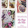 Kit n°14 Au Pays des Fées (juin 2011)