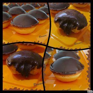 Tartelettes Nutella