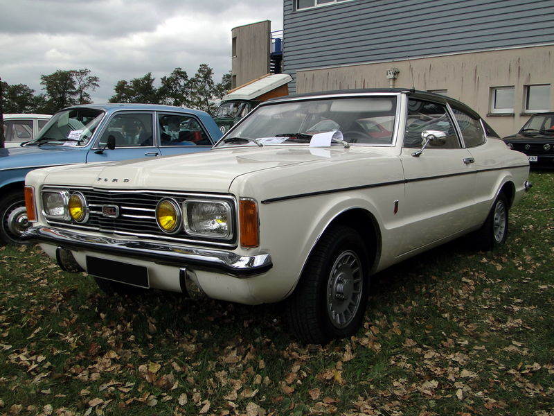 Ford taunus gxl coupe 1971 oldiesfan67 mon blog auto - Ford taunus gxl coupe 2000 v6 1971 ...