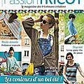 Vide-poche de salle de bain pour le passion tricot n°2