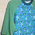 Dressing automne/hiver p'tit gars : les tshirts