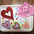 Bricolage de st-valentin