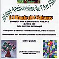 Expo Art Floral Domagné 35
