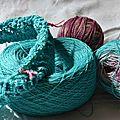 Col célestite - kal emy knits