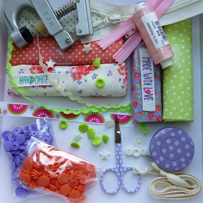 une jolie idée de cadeau pour les couturières...