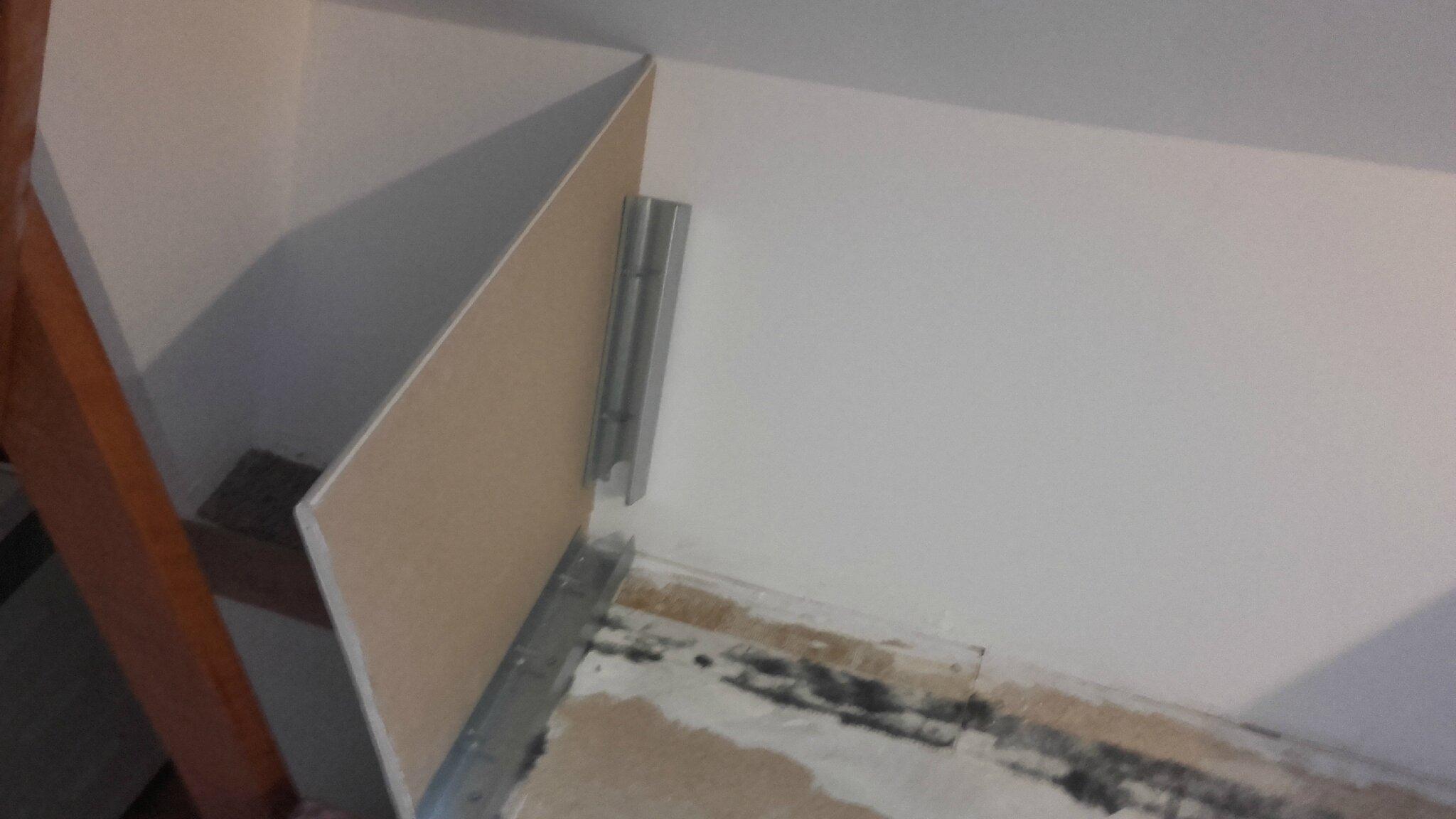 biblioth que sous comble bricolage les id es en pratique. Black Bedroom Furniture Sets. Home Design Ideas