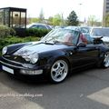 Porsche 911 turbo cabriolet (retrorencard avril 2011) 01