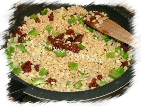 Salade de blé 2