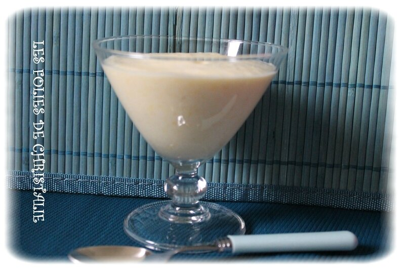 Mousse ananas 7
