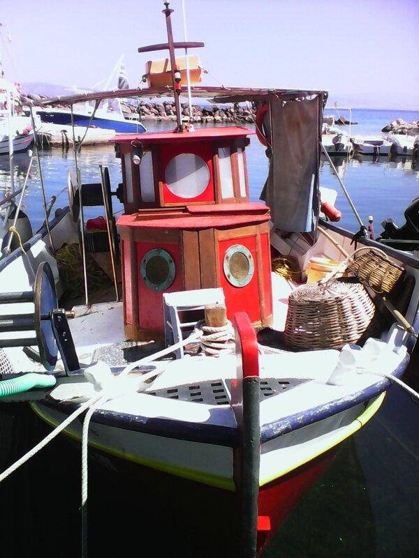 baghia bateau rouge