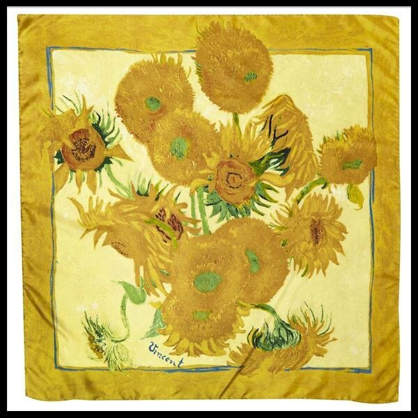 national gallery foulard 2