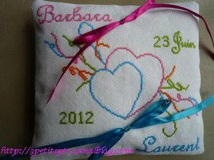 Coussin BB 5