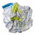 Crumpled City Map London