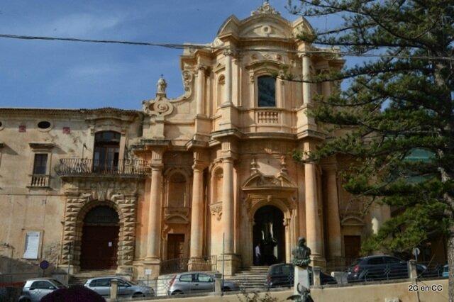 Chiesa San Domenico - Noto - Sicile