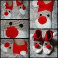 CHAUSSONS PERE NOEL